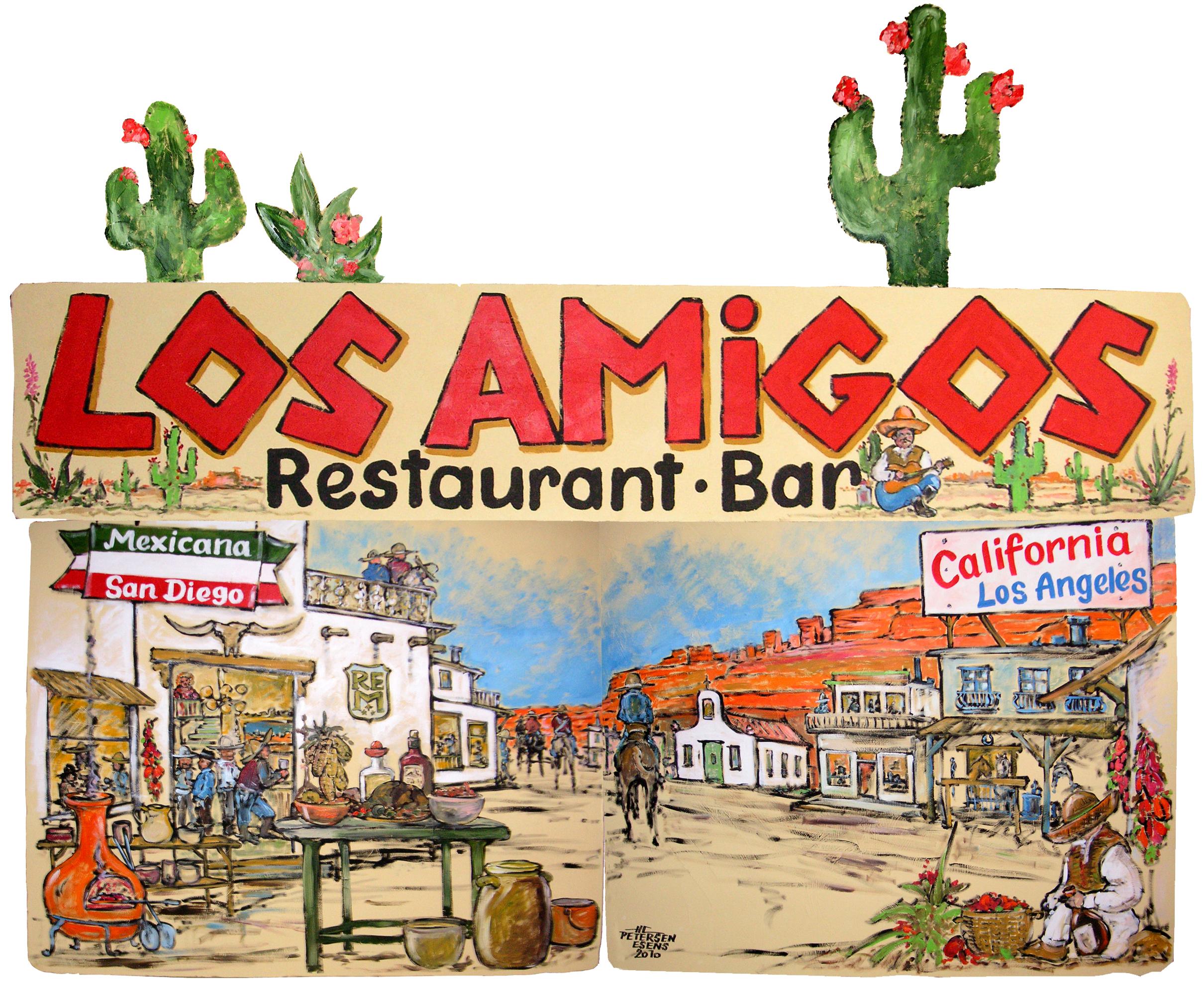 Los Amigos Restaurant in  Wilhelmshaven