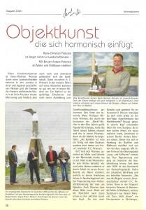 Land un L++- 02-2011- Objekt-Kunst - 1